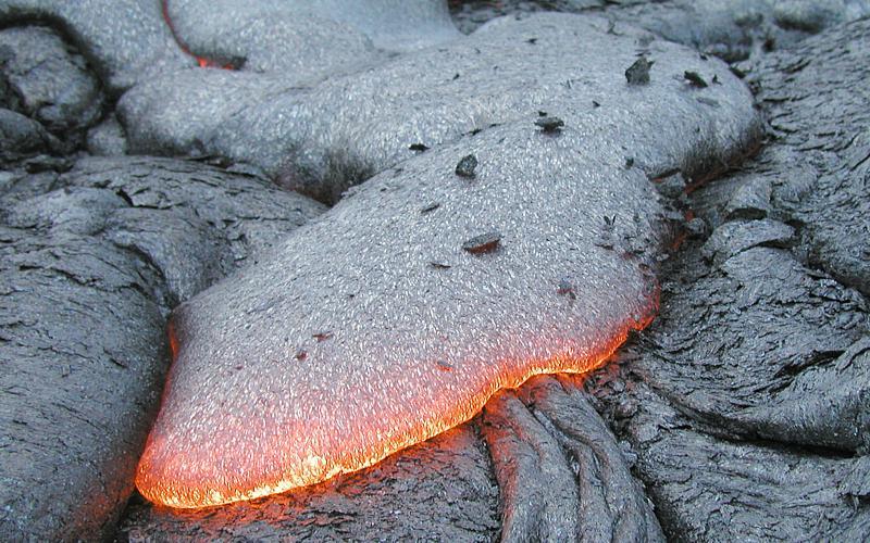 Description Of Basalt : N volcanism volcanoes