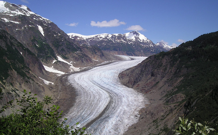 essays on landforms produced by glaciers